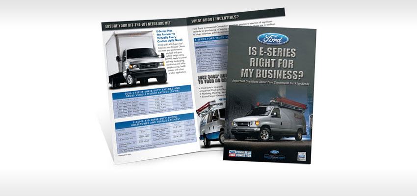 brochure design in the greensboro area