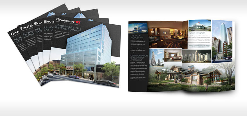 brochure designers in winston-salem area